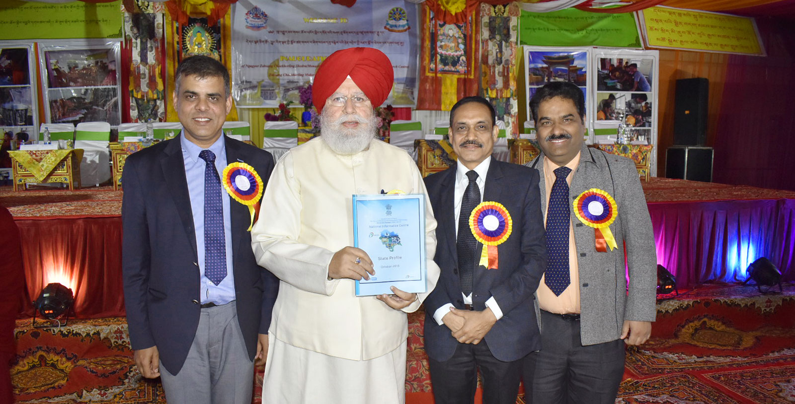 Image of Hon'ble Minister of State for Electronics and IT, Sh.…
