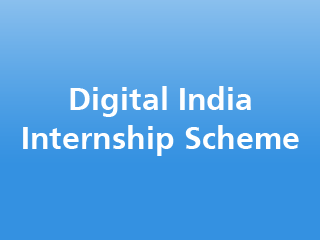 The Ministry of Electronics and Information Technology (MeitY) has launched the second edition of the Digital India Internship Scheme (2019 Batch)