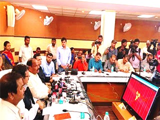 Hon'ble CM Jharkhand, launched portal for online registration of citizens, for participating in 'International Day of Yoga' on 21st June 2019 at Ranchi