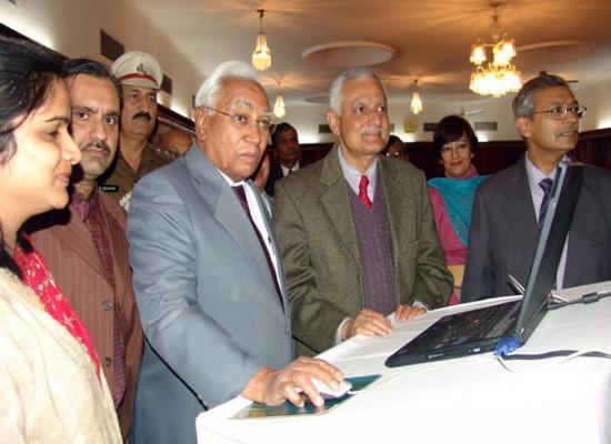 Haryana receives Certificate of Appreciation for Computerisation of Lokayukta Office Awards