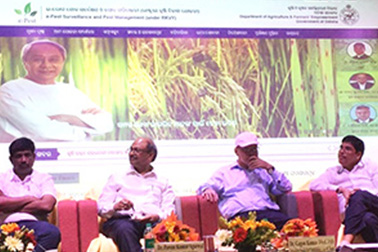 Web portal of e-Pest Surveillance & Pest Management Automation System inaugurated in Odisha