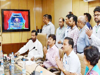 Hon'ble Union Minister (CA, F&PD) launched 'One Nation One Ration Card' scheme portal
