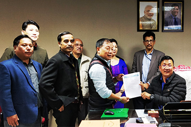 NIC developed 'e-Ticketing' web portal launched in Arunachal Pradesh