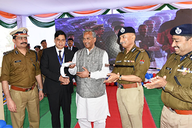 NIC developed 'e-Challan' system launched in Uttarakhand