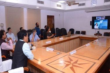 NIC developed 'Corona Virus Alert Assam (COVAAS)' Mobile App launched by Hon'ble CM, Assam
